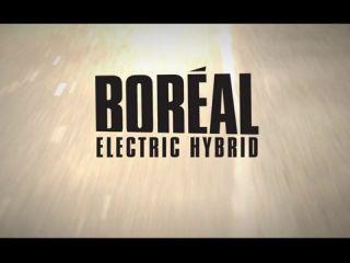 The Boréal Electric Hybrid